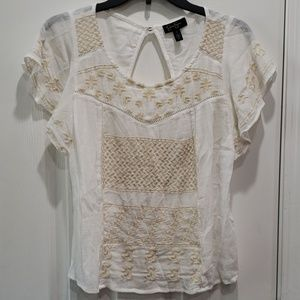 Like new Jessica Simpson blouse